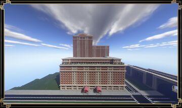 Sorrento Building | Columbia | New Lapusia City Minecraft Map & Project