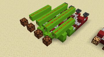 Signal Strength Sorter Minecraft Map & Project