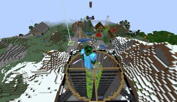 Creeper's Plateau Minecraft Map & Project