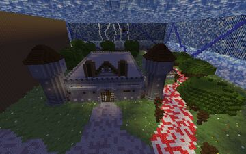 Medieval hide and seek Minecraft Map & Project