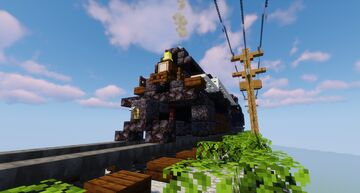 Nickel Plate Road 765 - Steam Engine Minecraft Map & Project