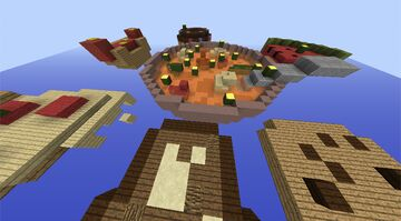 Mineplex map submission (bacon brawl) (fixed) Minecraft Map & Project