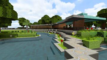 Detroit Zoo (Bedrock) Minecraft Map & Project