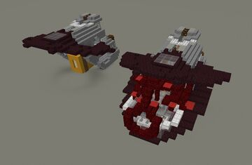 Mini cargo Gyaaris for the city of Intrigue Minecraft Map & Project