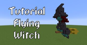 Flying Witch Minecraft Map & Project