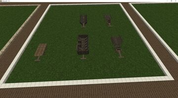 medieval wagons Minecraft Map & Project