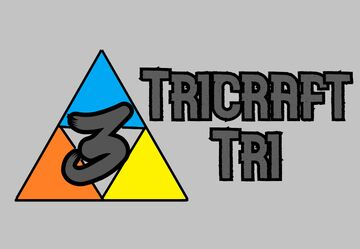 Tricraft Tri (BUGS FIXED) Minecraft Map & Project