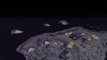 Star wars map [FlatteredMC] {Sneak peaks!} Minecraft Map & Project