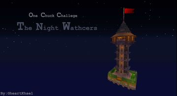 The Night Watchers Minecraft Map & Project