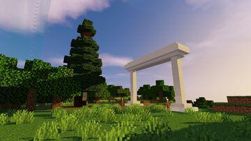 Camp Half Blood (Based on Percy Jackson Books) - Minecraft [PC 1.15.2] Minecraft Map & Project