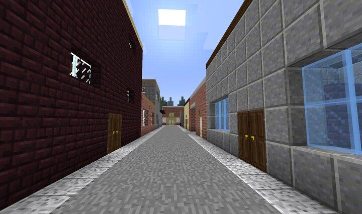 Street of Macon