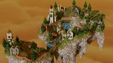 Spawn #2 Minecraft Map & Project