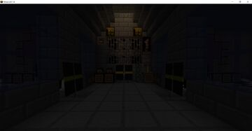 FNAF Sister Location Fed X Gaming (Version 1.8 required to work) Minecraft Map & Project