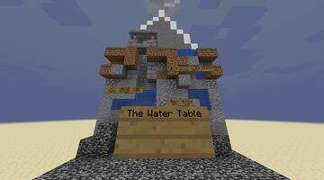 Science 8 Water Project Minecraft Map & Project
