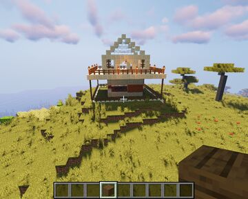casa din munte Minecraft Map & Project