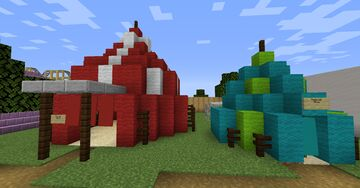 The Carneval Minecraft Map & Project