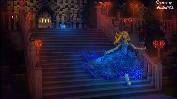 Cinderella-  Just before Midnight Minecraft Map & Project