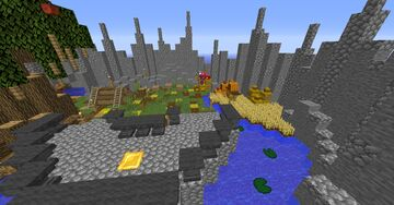 Farm design - MiniLobby by LBNG Minecraft Map & Project