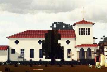 Christuskirche, Freigerichtviertel, Hanau, Germany Minecraft Map & Project