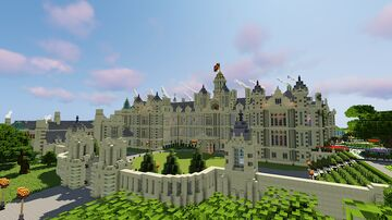 Haverhill Manor Minecraft Map & Project
