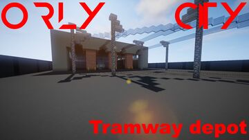 Orly City Update 2 Minecraft Map & Project