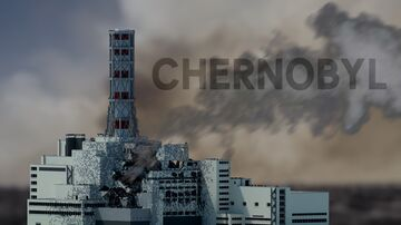 Repro - Chernobyl Reactor n°4 Minecraft Map & Project