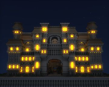 Medieval Faction Spawn Minecraft Map & Project