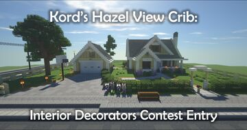 Kord's Interior Decorators Project Contest Entry Minecraft Map & Project