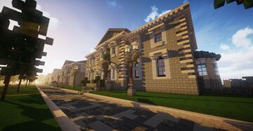 Katniss's House | THG | Capitol Minecraft Map & Project