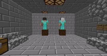Stone Brick Prison Minecraft Map & Project