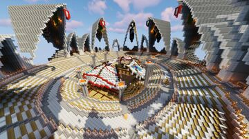 Aurindoun - The ancient Collosseum - Mob Arena Minecraft Map & Project