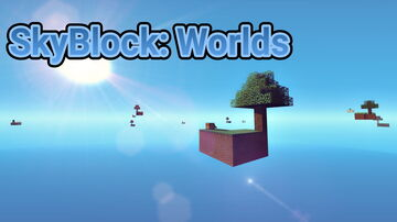 SkyBlock: Worlds Minecraft Map & Project
