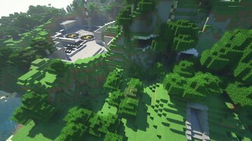 SSAO (Special Secured Anomalous Object) Map | Alpha 1 Minecraft Map & Project