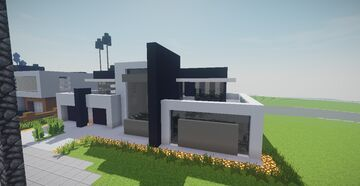 Modern House #23 Minecraft Map & Project