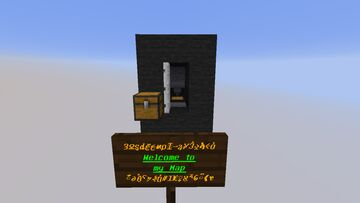 Stone/Cobblestonegenerator Minecraft Map & Project