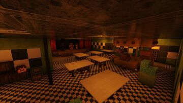Five Nights at Freddy's Fan Made Map Minecraft Map & Project