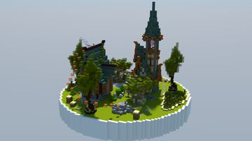 🏛️ [3$] Small Lobby for Small server and Big Network ! 🏛️ Minecraft Map & Project