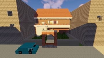 Killing Stalking - Sangwoo's House Minecraft Map & Project