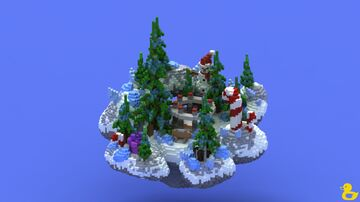 Snowa Lobby Minecraft Map & Project