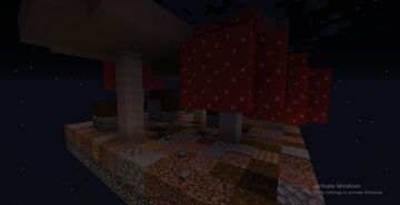 Elven Village Minecraft Map & Project