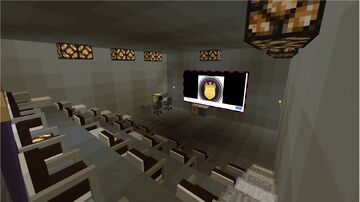NCIS Headquarters and Gibbs' House Minecraft Map & Project