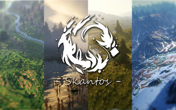 Skantos Minecraft Map & Project