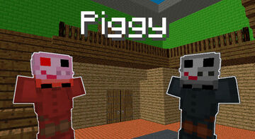 Piggy Minecraft Map & Project
