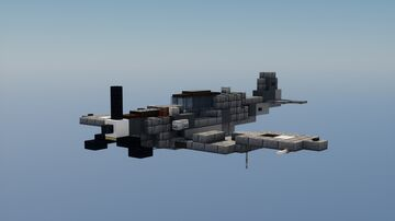 BF 109 G-14 Minecraft Map & Project