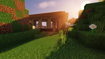 Summer Houses 1: Lakeside Minecraft Map & Project