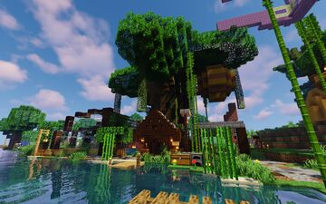 Builds by Free_Soup Minecraft Map & Project