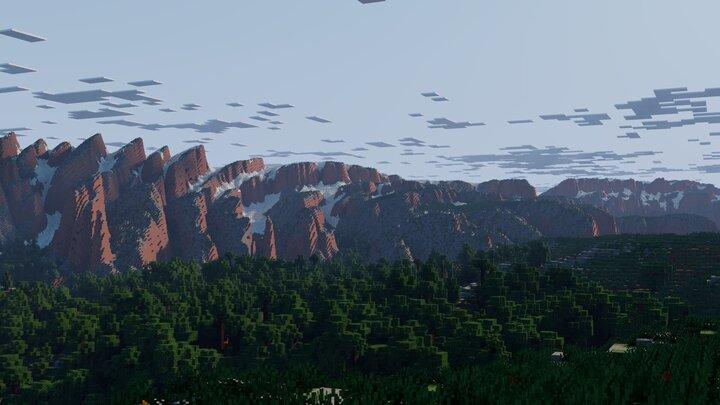 4k Minecraft Map Rokhall