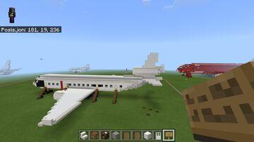 mimecraft planes Minecraft Map & Project