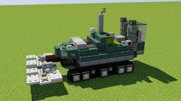Jungle Cutter Minecraft Map & Project
