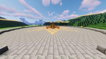 Hobbit Hunger Games Map Minecraft Map & Project
